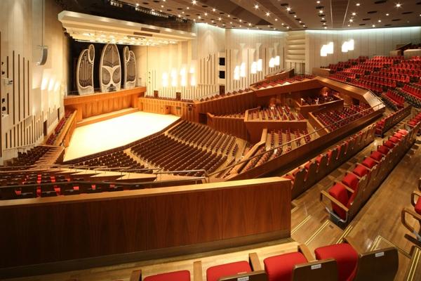 東京文化会館 小ホール座席表 | 劇場 | 座席表、座席 …
