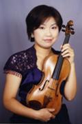 緒方 恵 (ヴァイオリン)  Megumi Ogata, Violin