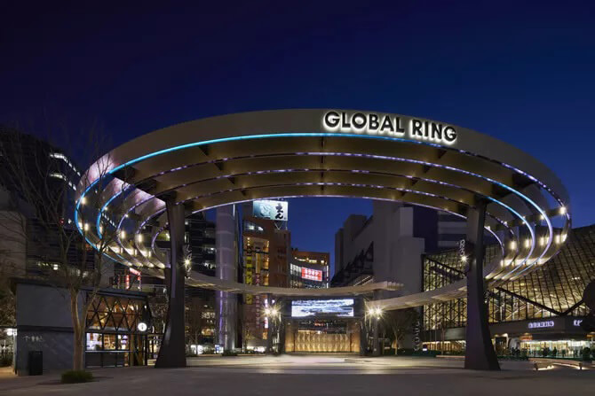GLOBAL RING THEATRE